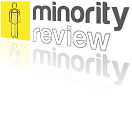 Minority Logo About