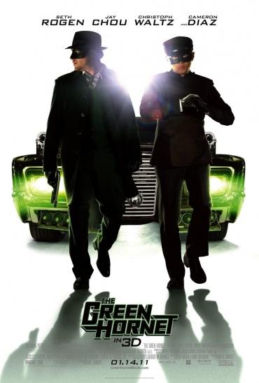The Green Hornet, Seth Rogen