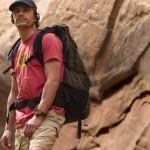 Franco surveys the canyon