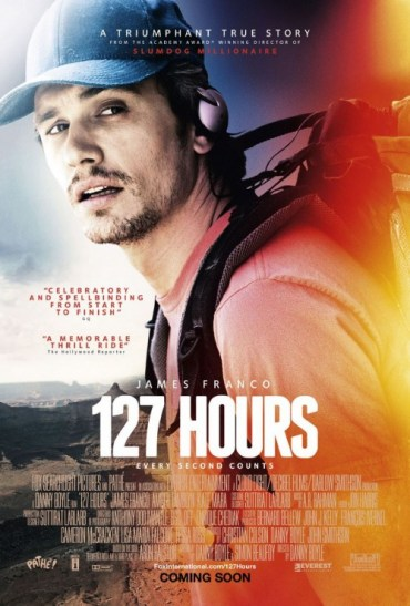 127 Hours, James Franco
