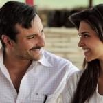 Saif and Deepika