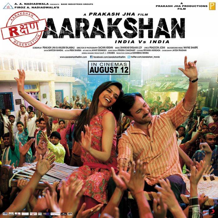 Aarakshan, Saif Ali Khan