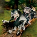 Wolfing around
