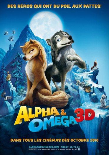 Alpha and Omega (3D), Justin Long