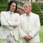 Brand and dad-in-law to be, Nick Nolte