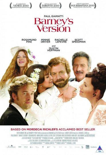 Barney's Version, Dustin Hoffman