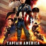 Captain America: The First Avenger poster