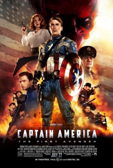 Captain America: The First Avenger (3D), Chris Evans