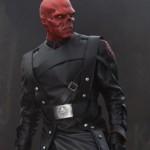 Weaving's Red Skull