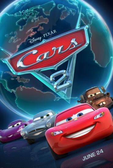 Cars 2 (3D), Owen Wilson