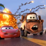 Cars 2 Movie Scene