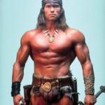 Arnie: Now that's a barbarian