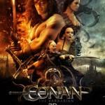 Conan the Barbarian 3-D poster