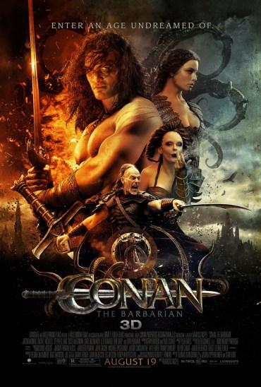 Conan the Barbarian 3D, Jason Momoa
