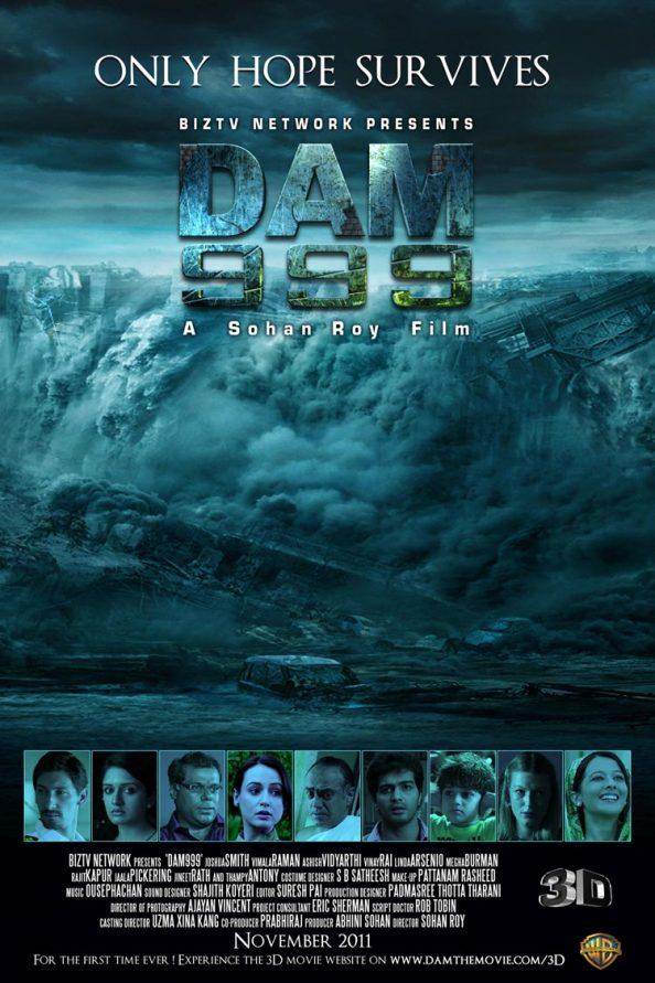 Dam 999, 3D, Joshua Fredrick Smith