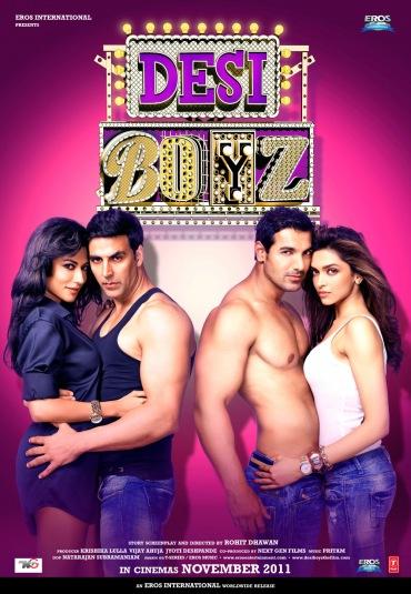 Desi Boyz, Akshay Kumar