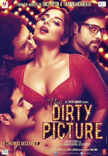The Dirty Picture, Vidya Balan