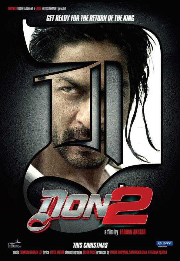 Don 2, Shah Rukh Khan
