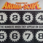 The '4-D' aroma scratch card
