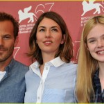 Somewhere won Best Picture at Venice Film Festival – Steven Dorff, Sofia Coppola and Elle Fanning at the Venice Film Festival