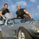 Nice Car in Fast and Furious 5