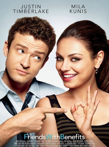 Friends with Benefits, Justin Timberlake