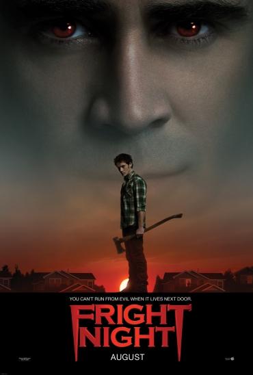 Fright Night 3D, Anton Yelchin