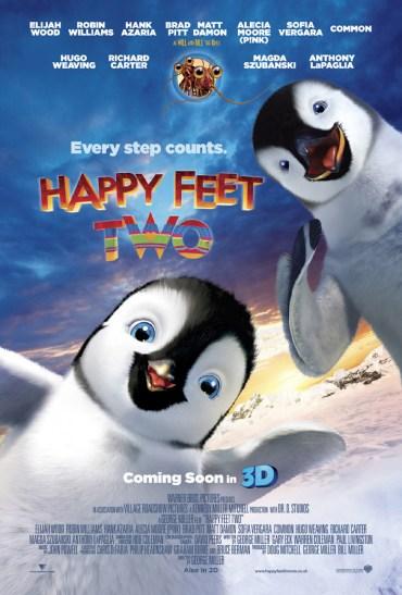 Happy Feet Two, Elijah Wood