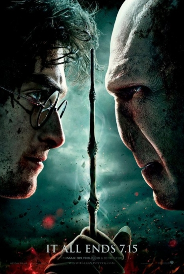 Harry Potter and Deathly Hallows Part 2, Daniel Radcliffe