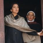 Juhi Chawla and Manisha Koirala