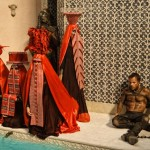 Interesting costumes from the film Immortals