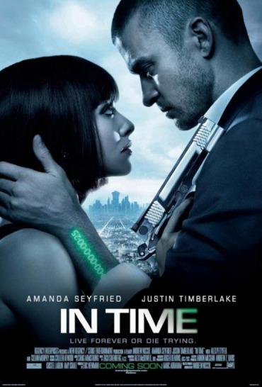 In Time, Justin Timberlake