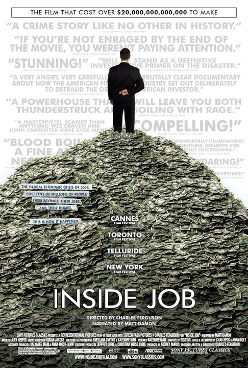 Inside Job Review