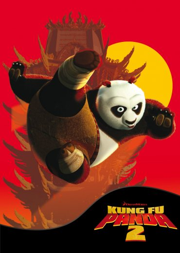 Kung Fu Panda 2, Jack Black