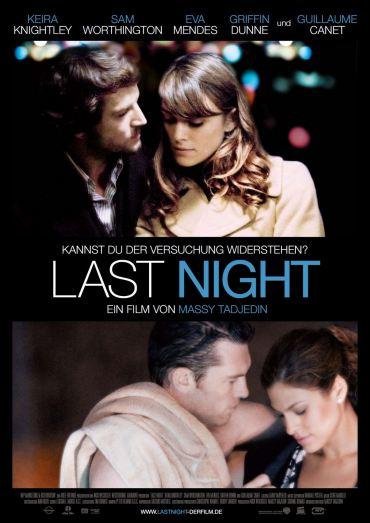 Last Night, Keira Knightly