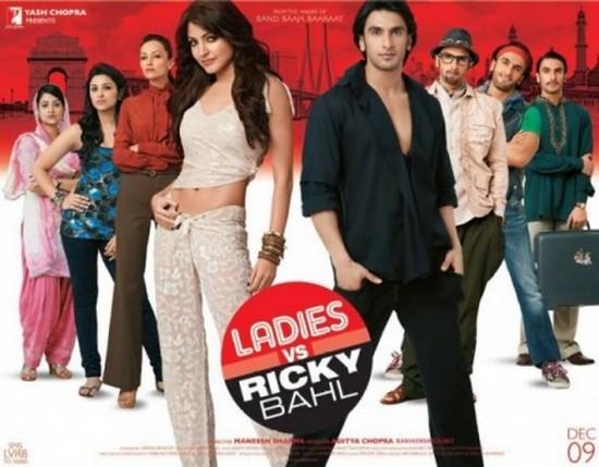 Ladies Vs Ricky Bahl, Ranveer Singh