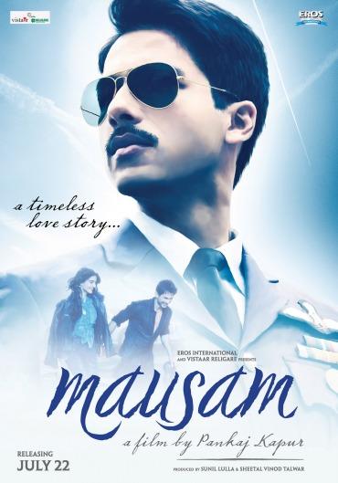 Mausam, Shahid Kapoor