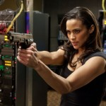 Actor Paula Patton in the film Mission Impossible Ghost Protocol
