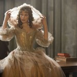 Actor Milla Jovovich in the movie The Three Musketeers