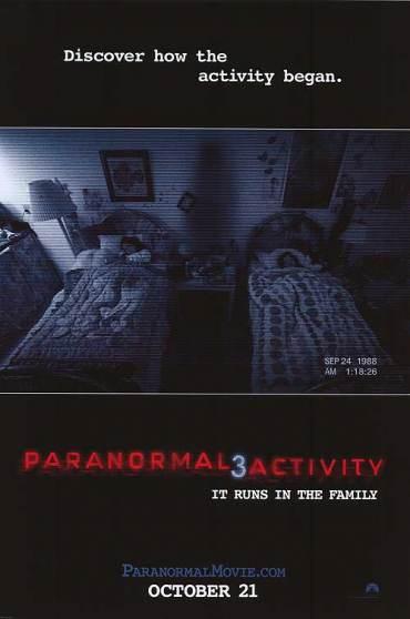 Paranormal Activity 3, Chloe Csengery