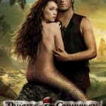 Interesting poster of mermaid and the stupid priest