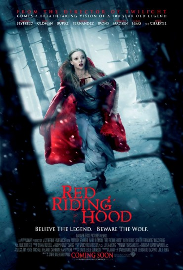 Red Riding Hood, Amanda Seyfried