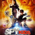 Spy Kids 4-D poster