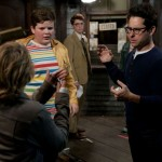 JJ Abrams directs the kids in the film Super 8