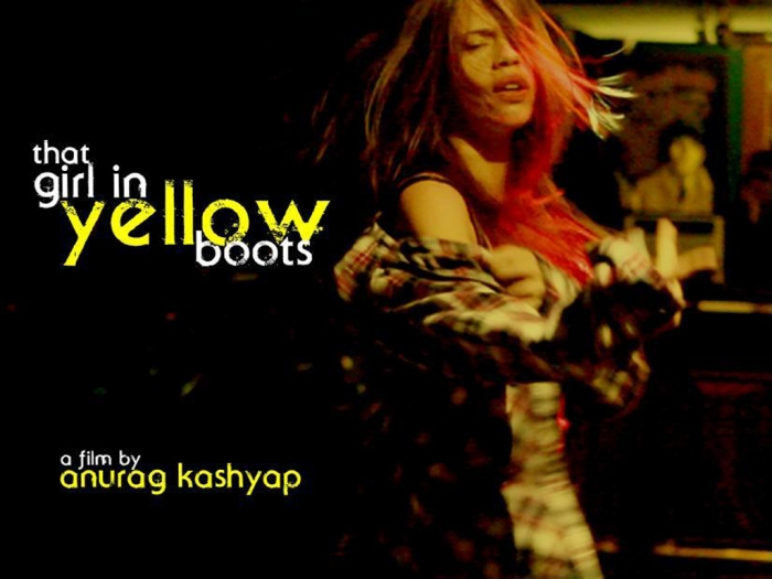 That Girl in Yellow Boots, Kalki