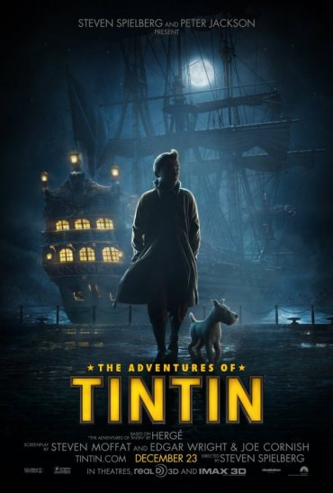 The Adventure of Tintin 3D, Jamie Bell