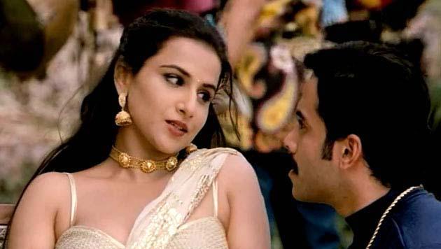 Vidya and Tusshar