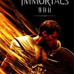 Immortals 3D movie poster