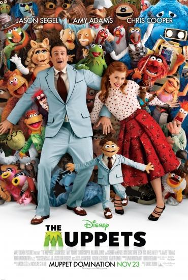 The Muppets, Amy Adams