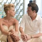 Amber Heard seducing Depp
